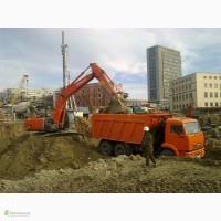 Доставка чернозема Днепропетровск, доставка песка, щебня, бутового камня, гранита