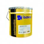 Краска полиуретановая двухкомпонентная ISAVAL Дуэполь 4 л - для бетонных и цементных полов