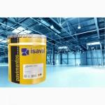 Краска для бетонных и цементных полов ISAVAL Дуэполь Полиуретан 4 л, тонировка (RAL)