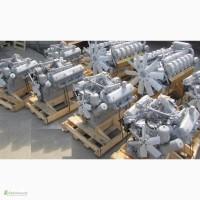 Дизельный двигатель ЯМЗ-238НД3