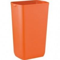 742AR Корзина пластмассовая 23л оранжевая