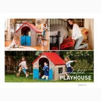Будиночки для дітей провідного світового виробника Keter Нідерланди