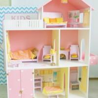Кукольный домик идеальный подарок для Вашей принцессы! СУПЕР ЦЕНА