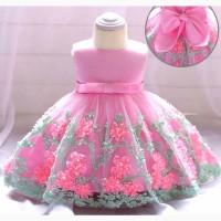 Платье для девочки на возраст 1-2 года, новое