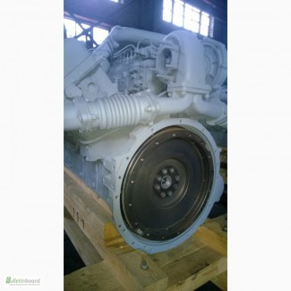 Новый двигатель ЯМЗ-238НД (V8) турбо
