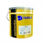 Краска Эпоксидная lSAVAL Изалпокс 4 л серый для бетонных и цементных полов