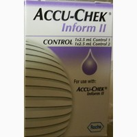 Тест полоски Акку Чек Перформа Информ (Accu-chek Inform II)