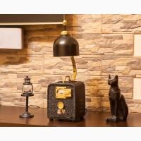 Оригинальный, настольный креативный светильник в стиле LOFT