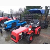 Трактор Беларус 132Н с тентом