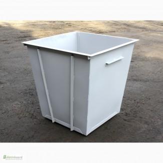 Мусорный бак 0, 75 м.куб. толщиной 2, 0 мм