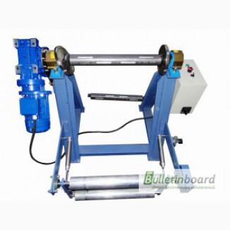 Модуль намотки экструдированной ленты в рулон Размотчик ленты