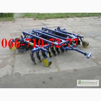 Широкозахватный агрегат дисковая борона АГД-4.5Н прицепная на трактор от 150 л.с