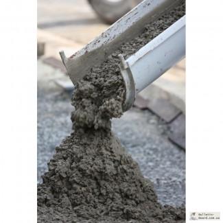 Продажа бетона и строительных растворов