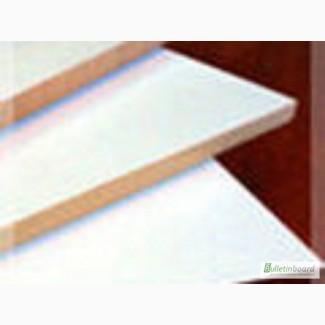 МДФ плита ламинированная (двухсторонняя ламинация)