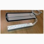 Блок розеток накладной Simon Ofiblock Compact 6x220 + 2xRJ45