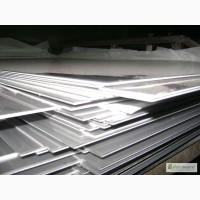 Лист н/ж 14 мм сталь 08Х17Т AISI 430 размер 1, 2х5 м