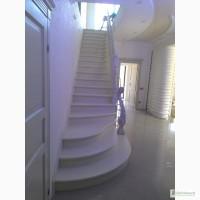 Лестницы из ценных пород древесины