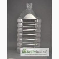 ПЭТ тара 6 литров (пластиковая бутылка)