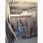 Оборудование для обработки мрамора : -- станок с ЧПУ ( Италия Б/У); -- станок раскроичный