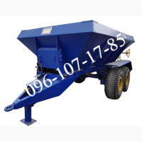 Разбрасыватель минеральных удобрений МВУ-8, МВУ-6