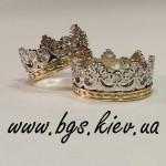 Венчальные кольца. Кольца на венчание Carrera y Carrera (Каррера и Каррера)
