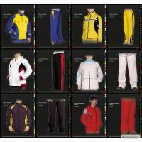 Спортивные костюмы для команд и клубов на заказ