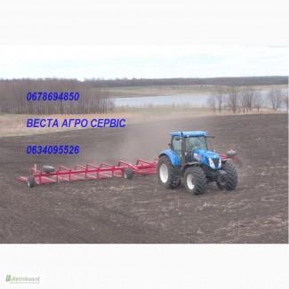 Тяжелая зубовая шлейф-борона ЛАРИ -21