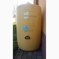 Продам емкость KAUTEX 1100л. для дизтоплива