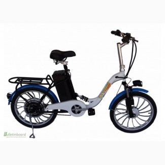 Электровелосипед Вольта Роки