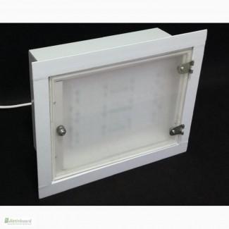 Светодиодный светильник для АЗС. Гарантия 5 лет