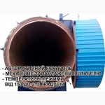 Камера термической обработки (термомодификации) древесины