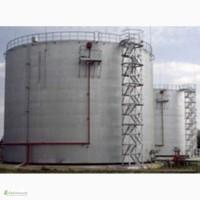 Резервуары вертикальные стальные объемом до 5000 куб м, Б/У - демонтаж, монтаж, перенос