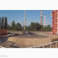 Перечень положительно выполненых работы по реконструкции действующего склада ГСМ