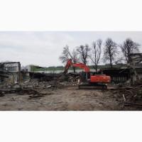 Промышленный демонтаж - Будпартнер Рисайклинг партнер