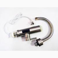 Проточный водонагреватель с экраном металл Delimano RX-016