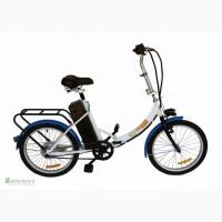 Электровелосипед Вольта Бит, складной