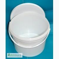 Ведра пластиковые (полипропиленовые) пищевые на 11, 2 л