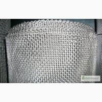 Сетка тканая н/ж 10х2 мм сталь 12Х18Н10Т Гост-3826 ширина 1 м