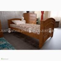Детская кровать Дональд из натурального дерева