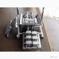 Вибростанок для производства шлакоблоков «НВС-3х1» в Винница