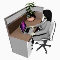Мобильные перегородки для офисов