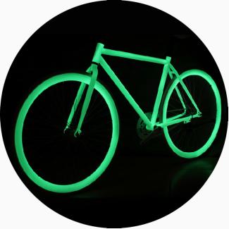 Світна фарба AcmeLight для велосипеда