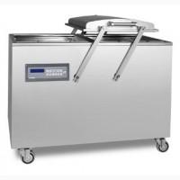 Полуавтоматическая вакуумная упаковочная машина камерного типа tepro рр 22 (польша)