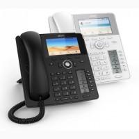 Snom D785 + Jabra Evolve 20 UC Stereo, комплект: sip телефон + гарнитура