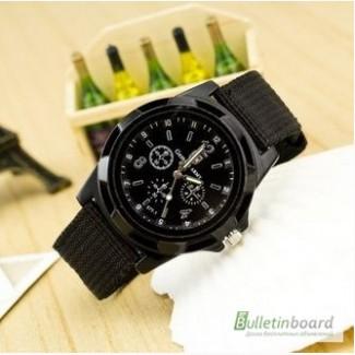 Наручные армейские часы Gemius Army, цвет черный