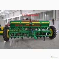 Зерновая сеялка Harvest 3.6-02 c прикатывающими катками