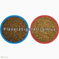 Табак - 2 вида крепости: лёгкий (синий) и крепкий (красный)