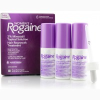 Womens Rogaine 2% minoxidil Регейн 2% миноксидил для женщин. Оригинальный, США