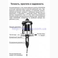 Дозатор (медикатор) Dosatron 2% и 5%