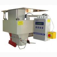 Весовой дозатор для дозирования сыпучих продуктов в зашивные мешки СВЕДА ДВС-301-50-1